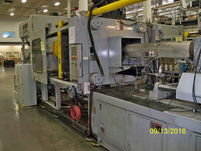 1999 Toshiba ISGT-720V21 Used Injection Molding Machine