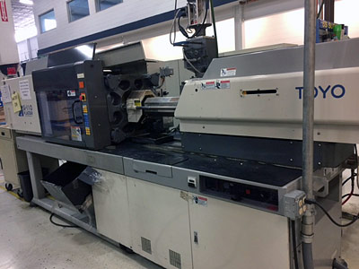 2000 Toyo SI-55 Used Injection Molding Machine